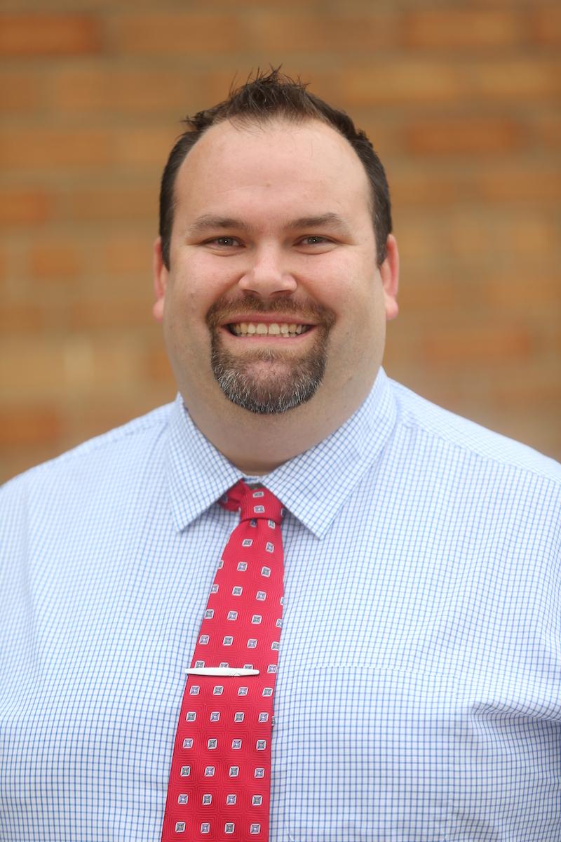 David Smith, Head of School Cornerstone Community School